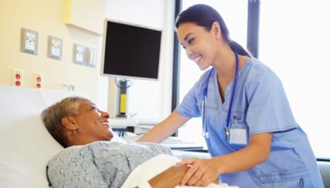 Auxiliar de Enfermería Escuela de Enfermeria
