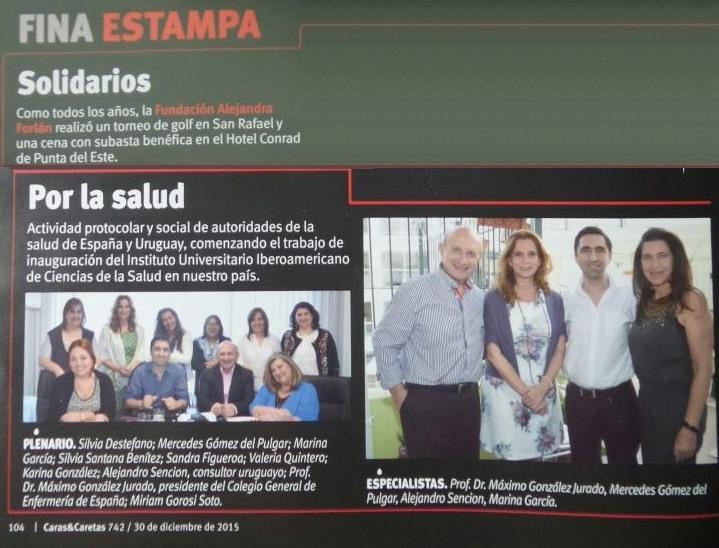 Escuela Nacional de Enfermería Prensa